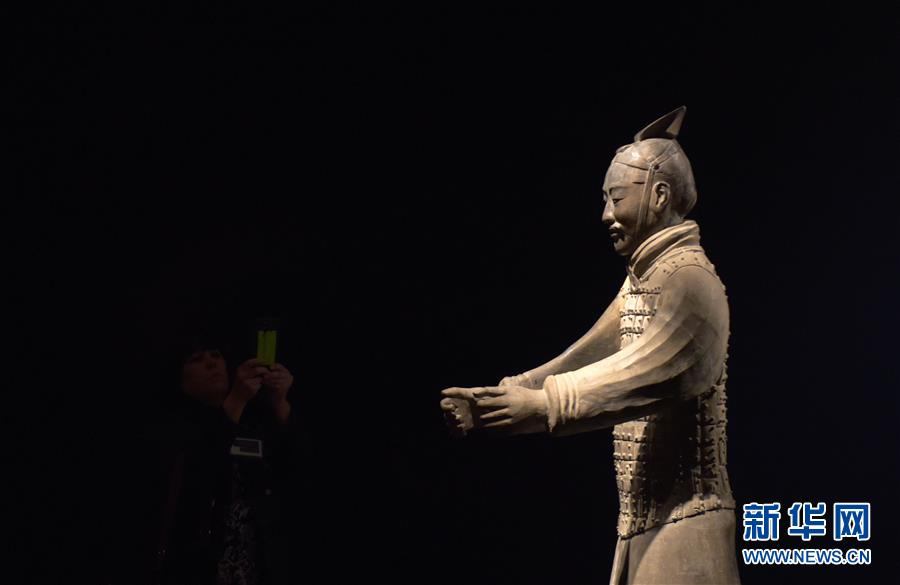 (國際)(6)美國藝術博物館舉辦兵馬俑特展