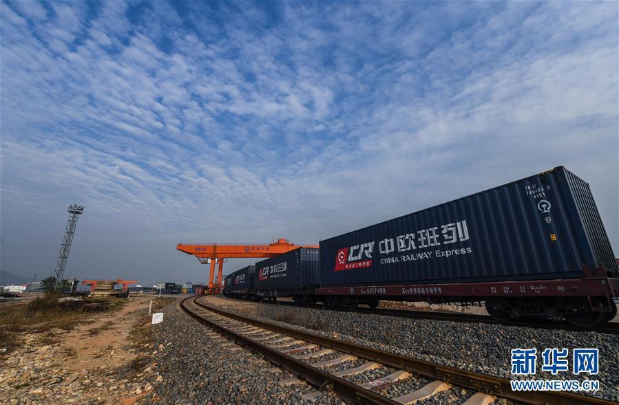 (年終報道)(1)中外經貿合作 促進共同繁榮