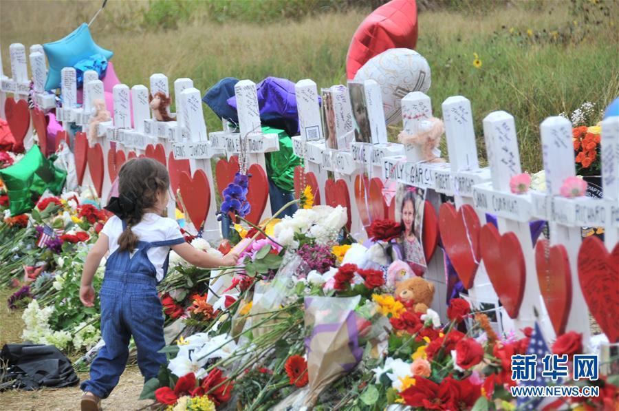 (國際)(1)調查顯示美國2017年逾1.5萬人死于槍擊