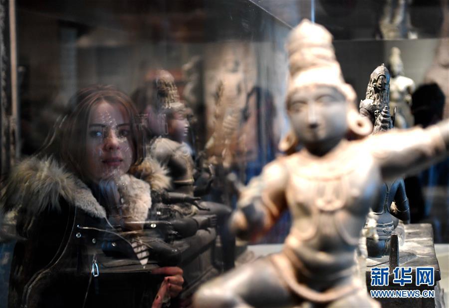 (國際)(1)舊金山亞洲藝術博物館舉行免費開放日