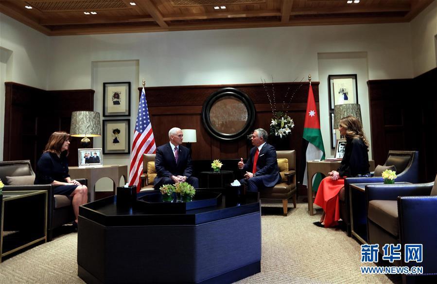 (國際)(1)約旦希望美國尊重耶路撒冷歷史地位