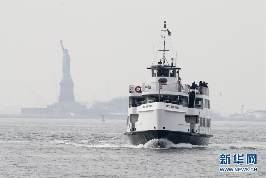 (國際)(5)紐約自由女神像恢復參觀