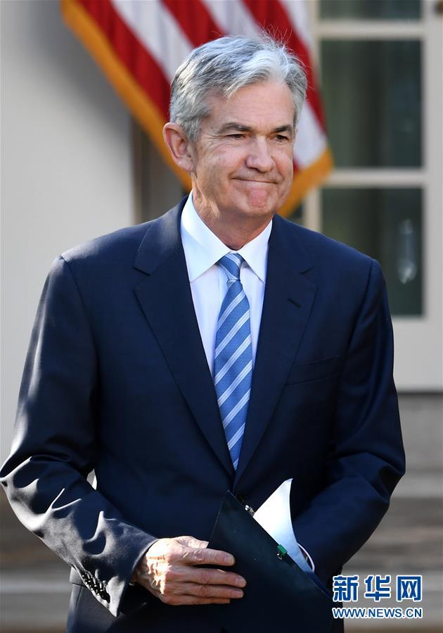 (国际)(1)美国会参议院批准鲍威尔担任美联储主席
