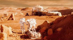 美公司欲在火星釀啤酒
