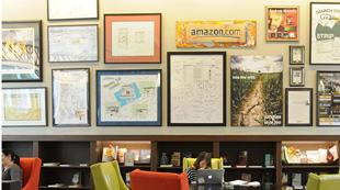 亞馬遜開設第九家實體書店
