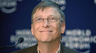 比爾·蓋茨:中國在世界舞臺角色日益重要