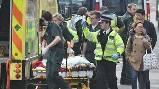特朗普致電英首相 就倫敦恐襲事件致哀
