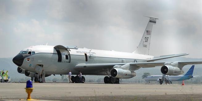 美空軍飛機迫降印尼亞齊