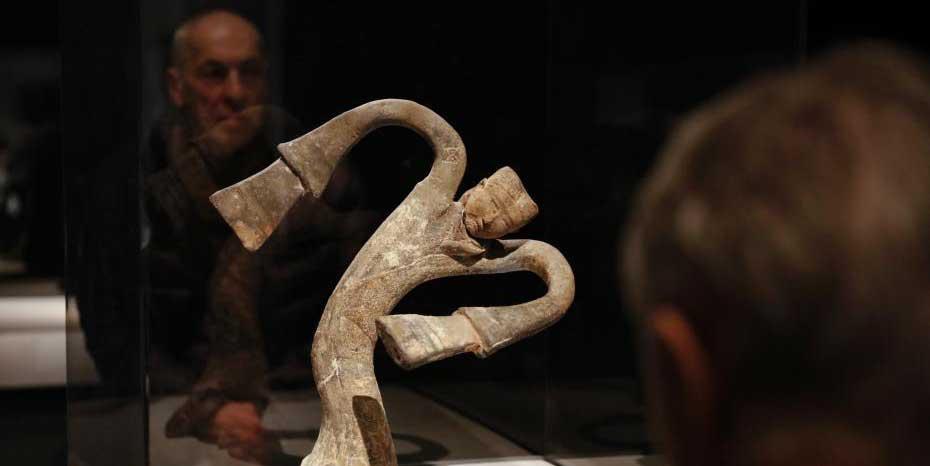 中國國寶級文物走進紐約大都會藝術博物館