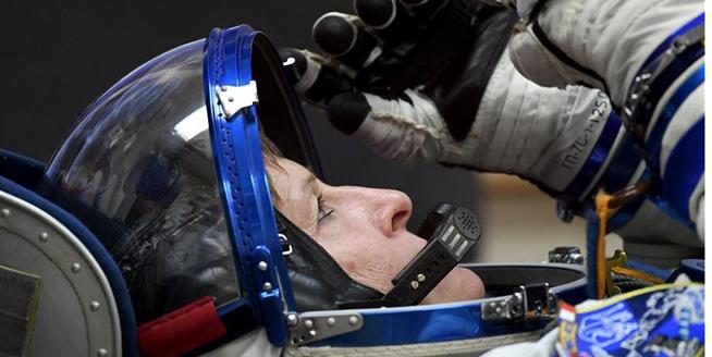 美國宇航員打破女性太空行走次數紀錄