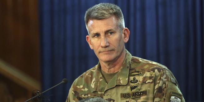 """美軍首次在阿富汗使用""""炸彈之母"""""""