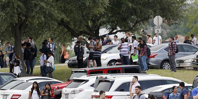 美國得州一學院發生槍擊事件致兩人喪生