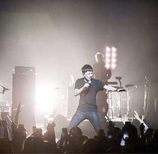 張傑北美巡演首場演唱會在洛杉磯舉辦