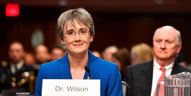 美參議院批準特朗普提名空軍部長人選
