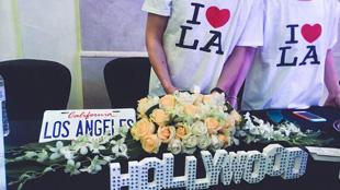 美國洛杉磯旅遊局在成都設立辦事處
