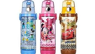 迪士尼下架並銷毀水壺産品