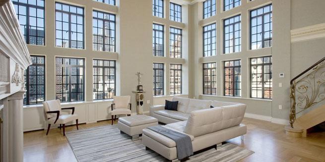 美國大片取景公寓挂牌出售 3300萬坐享曼哈頓奢華美景