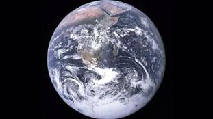 "NASA發現人造""太空屏障"" 可對抗帶電輻射"