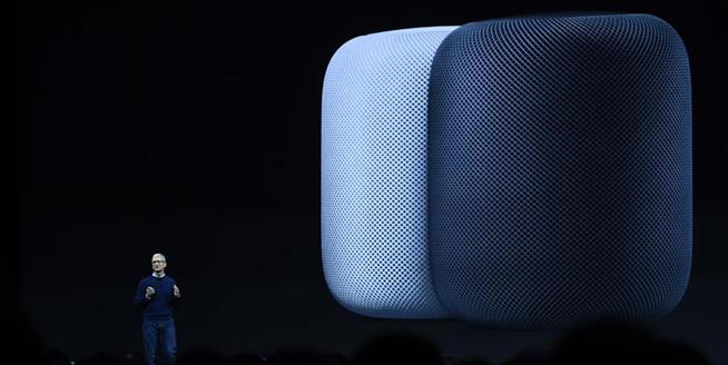 蘋果更新操作係統 發布智能音箱新硬件