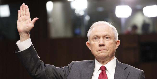 美國司法部長亮相國會喊冤 通俄指控是驚天謊言