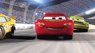 《賽車總動員3》衝上北美票房榜首
