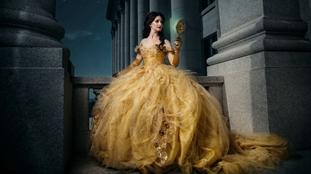 美攝影師拍攝真人版迪士尼公主係列