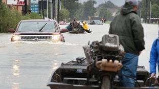 洪災後得州多個商家被指哄抬物價