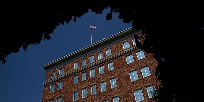 美國要求俄羅斯關閉俄駐舊金山總領館等