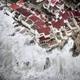 美國颶風避難民眾的失落與不安