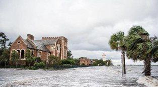 颶風頻發或是氣候變化惹的禍