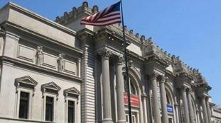 """紐約大都會被評""""全球最佳博物館"""""""