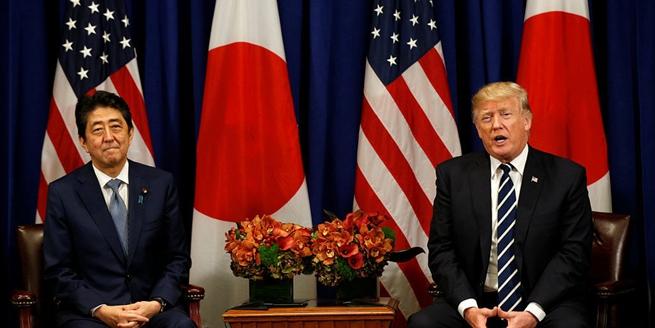 紐約:聯合國大會持續召開 特朗普與多國領導人會面