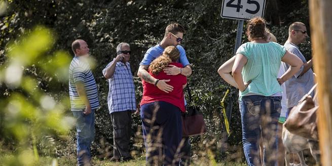 美田納西州教堂槍擊案!已致1死多傷