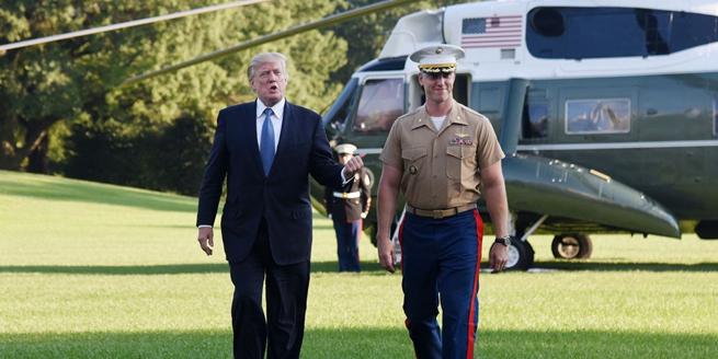 特朗普簽署新旅行禁令 將限制8國公民入境