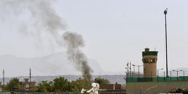 喀布爾機場遭火箭彈襲擊 塔利班宣稱目標為美國防長