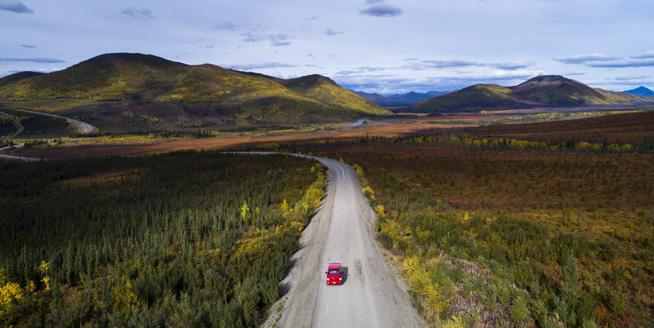 道爾頓公路:尋找北美盡頭 在死亡之路擁抱極地之美