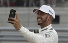 F1美國大獎賽:漢密爾頓奪得桿位