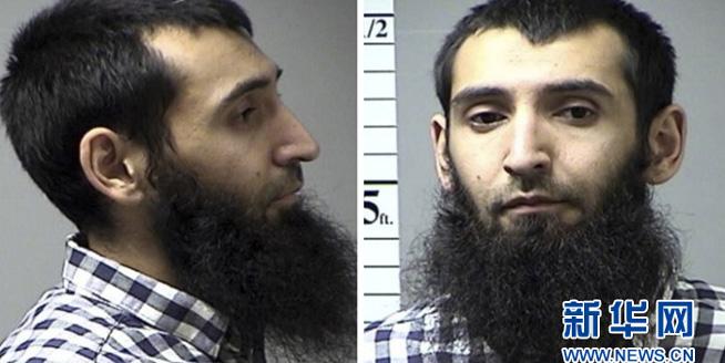 紐約開車撞人恐襲嫌犯被起訴 FBI找到第2名涉案人