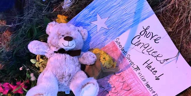 本網連線:得克薩斯槍擊案傷者仍有10人未脫離生命危險