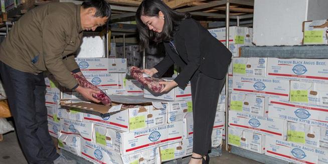 從美國牧場到中國餐桌:中美牛肉貿易惠及民生