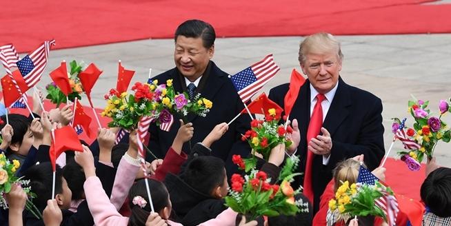 中美關係新篇章——北京會晤集錦