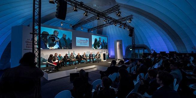 美國代表出席波恩氣候大會 仍致力于兌現美在巴黎做出的承諾