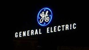 通用電氣股價連跌 市值縮水千億美元