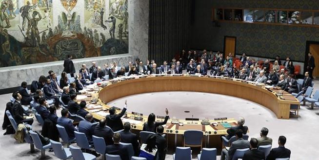 安理會未能通過美國起草的延長敘利亞境內化學武器襲擊調查的決議草案