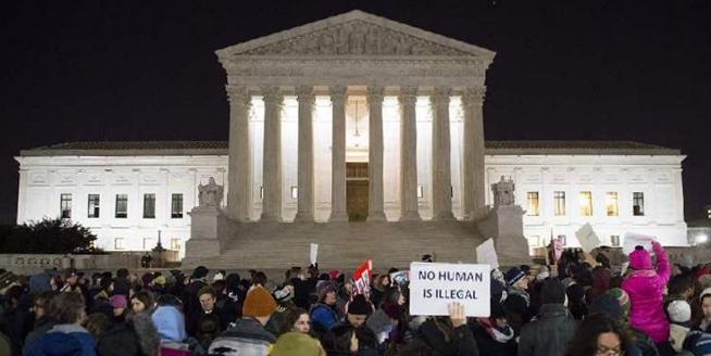 美最高法通過特朗普政府針對八個國家的旅行禁令