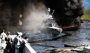日本偷襲珍珠港老照片重新上色(組圖)