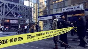 背景資料:紐約近年發生的爆炸、襲擊等