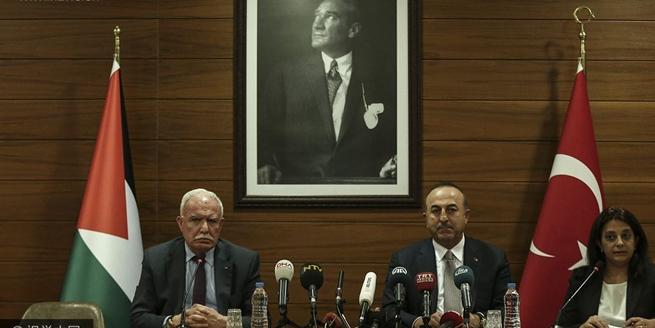 """土耳其呼吁聯合國大會認定美國耶路撒冷決定""""無效"""""""