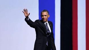 奧巴馬再贏特朗普成最受美國人欽佩男性