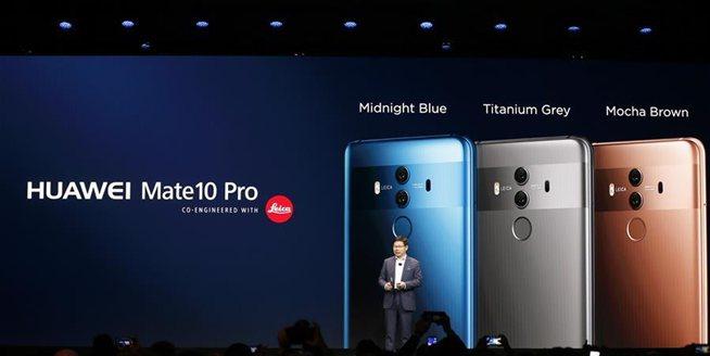 華為宣布Mate 10 Pro在美國開售